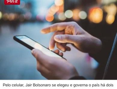 Bolsonaro continua senhor das redes sociais com 39,9 milhões de seguidores