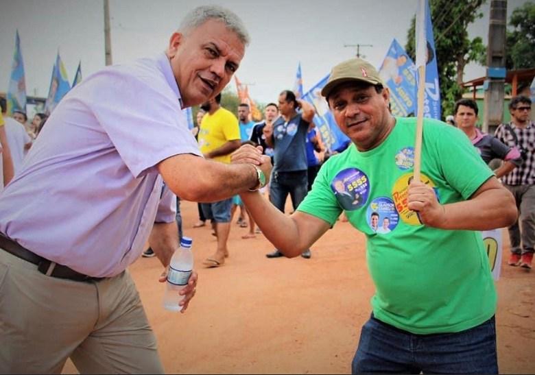 Luto: Doca, o bom motorista do senador Sérgio Petecão, perde a luta para a Covid-19