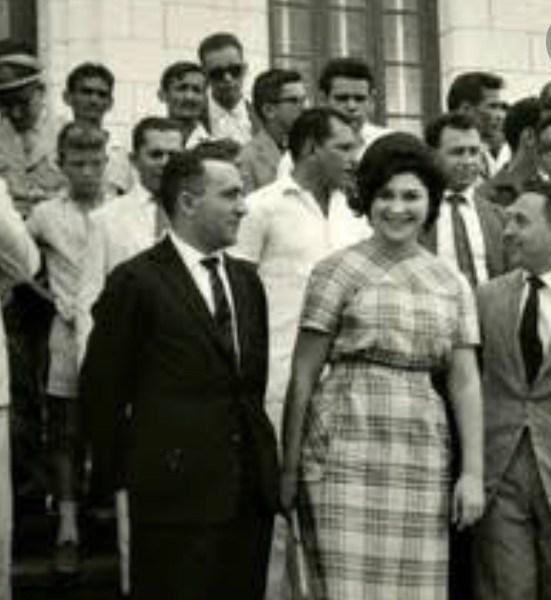 Edvaldo Magalhães lembra Golpe de 1964 e deposição de José Augusto de Araújo