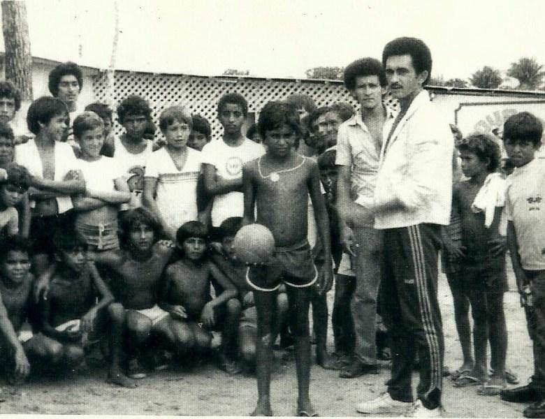 O Arquivo do Façanha traz histórias do Maracutaia, um celeiro de craques e cidadania na década de 1980