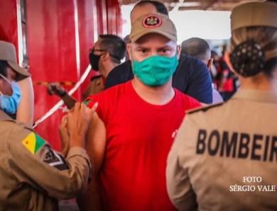 Justiça Federal  acolhe pedidos do MP e Defensorias e ordena que vacinação de forças de segurança do Acre siga as regras de prioridades