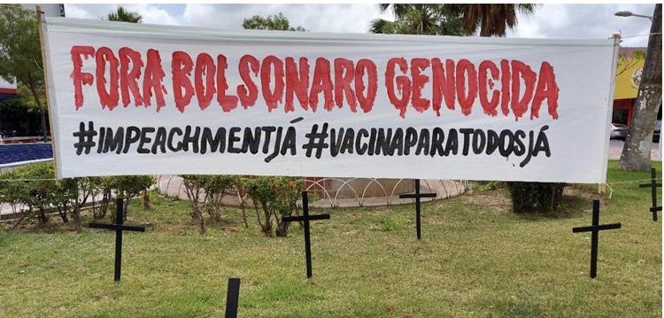 Desaprovação do governo Bolsonaro é de 57%, aponta nova pesquisa