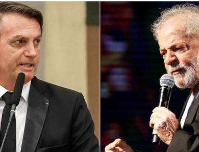 Lula impacta 2022 e empata com Bolsonaro em popularidade digital um mês após aval de candidatura