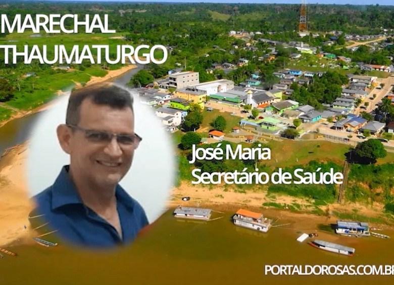 Secretário de Saúde admite concurso de cartas marcadas no interior do Acre