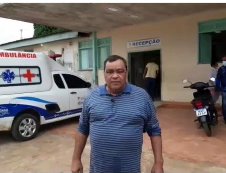 VÍDEO: Prefeito de Sena Madureira grava vídeo criticando o governador