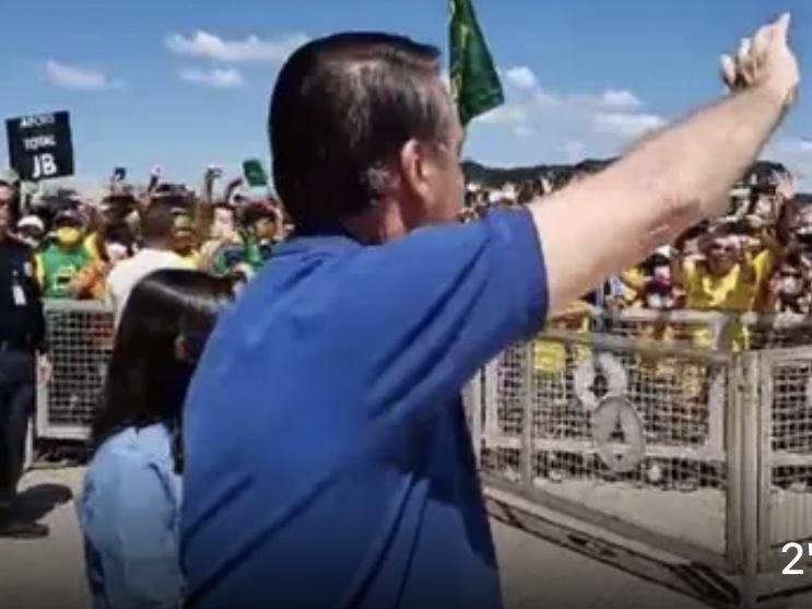 Bolsonaro pediu sinais do seu povo e caiu na própria armadilha. Por Moisés Mendes