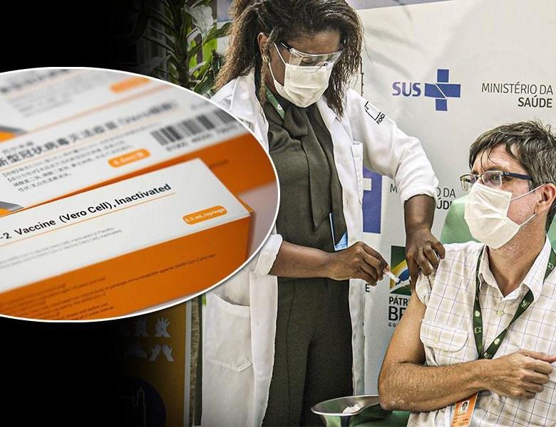 Butantan acompanha estarrecido novas agressões de Bolsonaro contra a China, que poderão zerar estoques de vacina