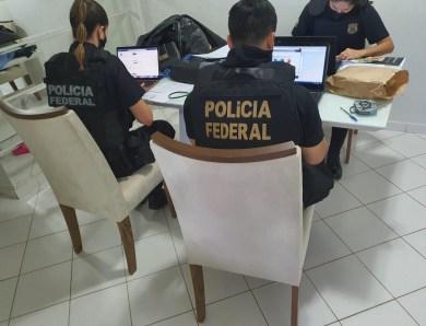 PF faz operação em Senador Guiomard para investigar administração André Maia