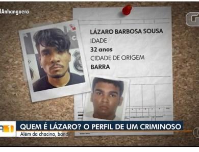 Lázaro é preso em Goiás, diz governador
