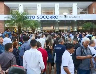 """Sem obras para mostrar, governo volta a apresentar verticalização do Pronto-Socorro no """"pacote"""" de R$ 120 milhões"""