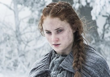 Guerra dos Tronos - Sansa Stark - Game of Thrones HBO