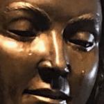 Mistério da estátua católica que chora azeite.