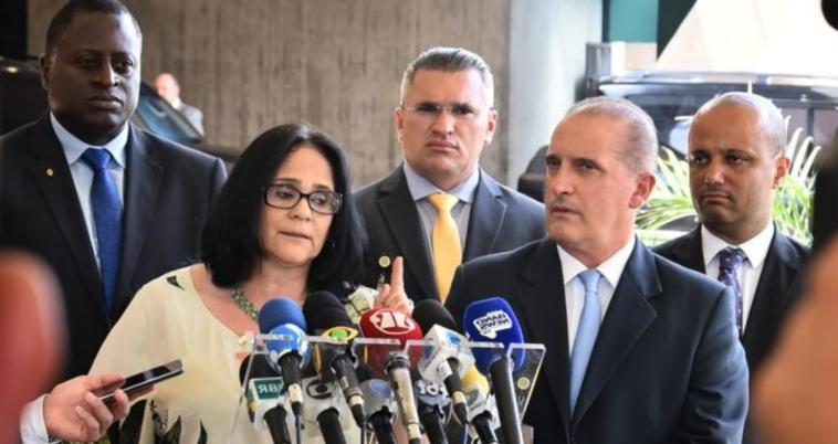 Damares Alves diz que tem boa relação com grupos LGBTs. Ela será ministra dos Direitos Humanos.