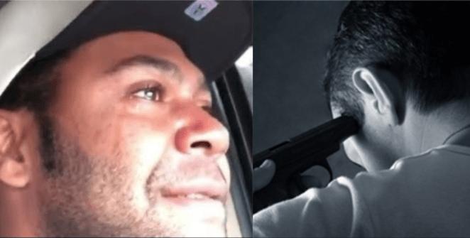 Cantor gospel Thalles Roberto se emociona com relato de suicídio de seguidor.