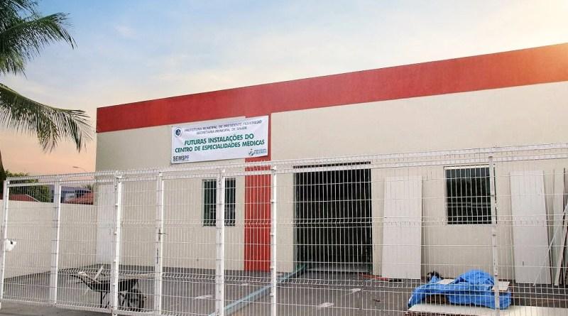 Presidente Figueiredo terá primeira policlínica implantada em abril deste ano