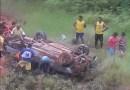 Menor perde a vida em acidente na AM 240, em Presidente Figueiredo