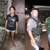 Casal é preso vendendo drogas no Bairro Sol Nascente, em Presidente Figueiredo