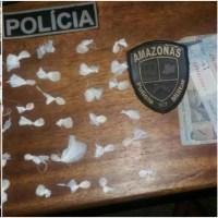 CASAL USAVA PASSAGEM DE NÍVEL DA BR 174 PARA VENDA DE DROGAS