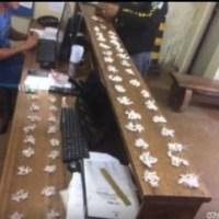Ação integrada das policias prende traficantes no Ramal da Morena com muita droga