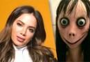 Anitta é a nova Boneca Momo? Confira a foto que tem dado o que falar nas redes sociais