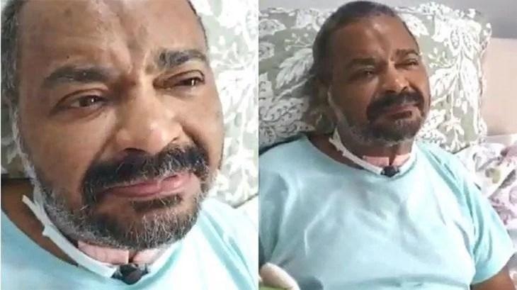 Arlindo Cruz é filmado em momento particular e estado de saúde gera comoção