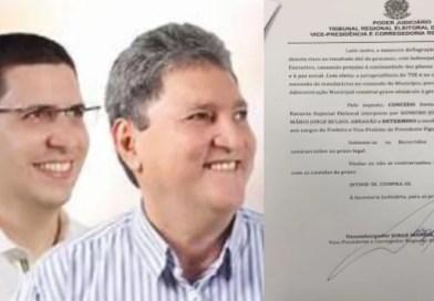 LIMINAR RECONDUZ ROMEIRO E MÁRIO AOS CARGOS DE PREFEITO E VICE-PREFEITO DE PRESIDENTE FIGUEIREDO
