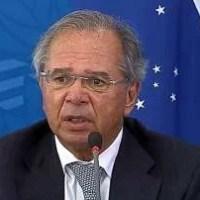 Paulo Guedes: feriados serão antecipados para o período de quarentena