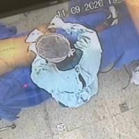 Imagem mostra jovem de 20 anos durante procedimento estético horas antes de morrer