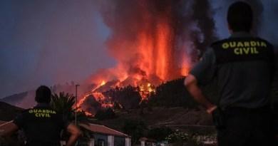 Vídeo: vulcão La Palma deixa rastro de destruição nas Ilhas Canárias