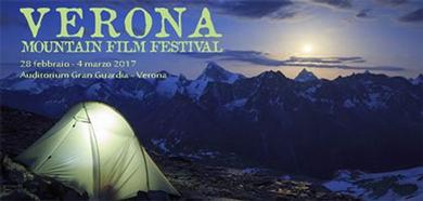 Verona Mountain Film Festival 2017. Collegamento al sito www.montagnaitalia.com