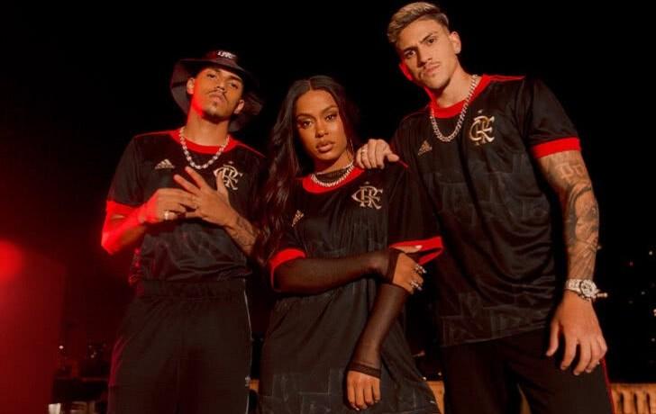 3 Uniforme Flamengo