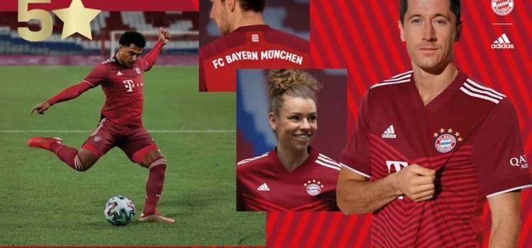 Camisa do Bayern de Munique 2022