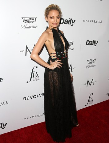 """attends the Daily Front Row """"Fashion Los Angeles Awards"""" at Sunset Tower Hotel on March 20, 2016 in West Hollywood, California."""