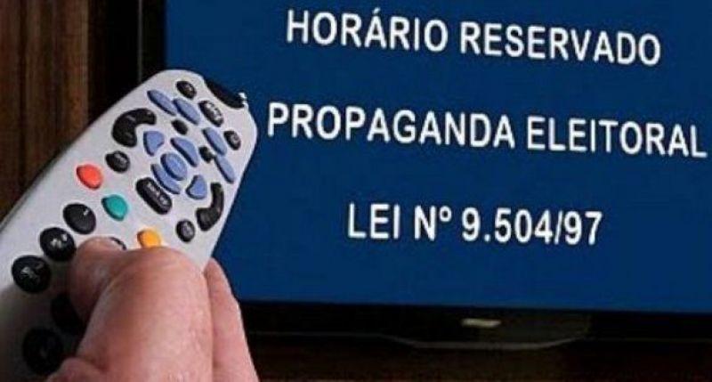 Resultado de imagem para Presidenciáveis inauguram programas da campanha no rádio e na TV