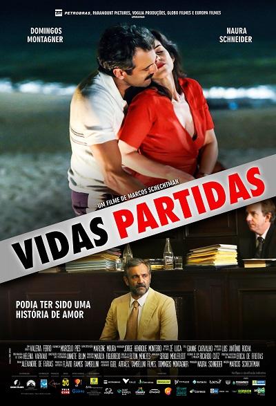 VIDAS PARTIDAS poster portal fama 040816