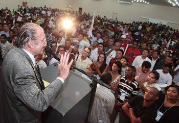 SARNEY: GUERREIRO DO POVO BRASILEIRO