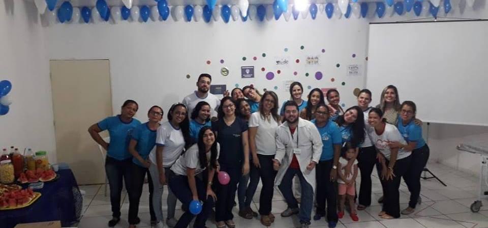 Secretaria de Saúde promove projeto voltado a qualidade de vida no trabalho em Duque Bacelar