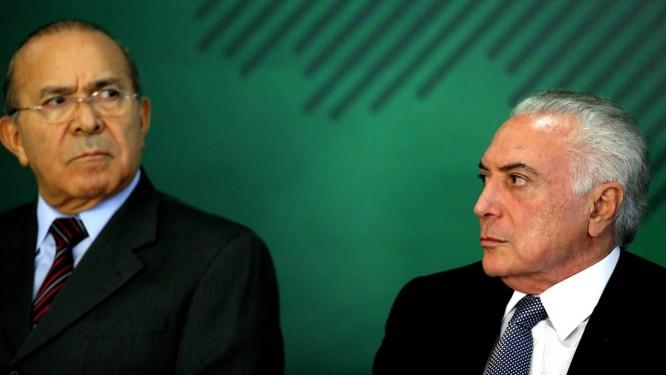 Lava-Jato prende Temer, mira Padilha, Moreira Franco e 'bancada de Cunha' no Congresso