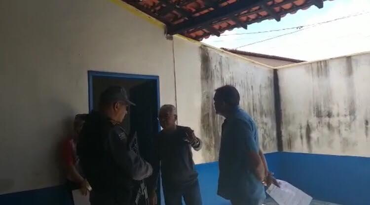 Metido a coronel, secretário de Meio Ambiente de Coelho Neto volta a atacar…