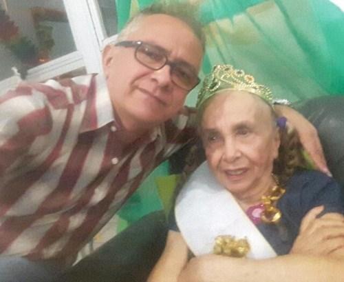 Falece Dona Jesus, mãe do empresário Leal Filho e da secretária Rosário Leal