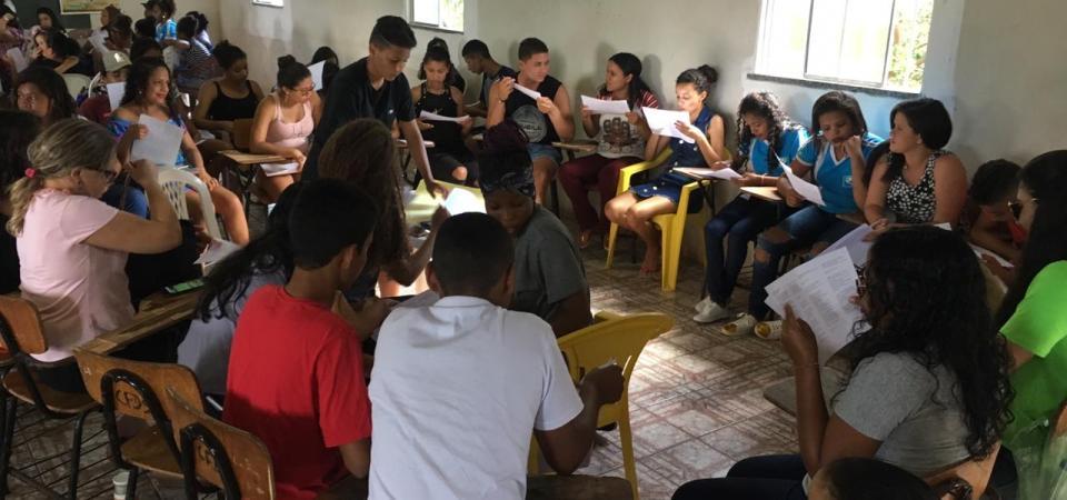 Duque Bacelar promove 1° Encontro Literário da Juventude Bacelarense