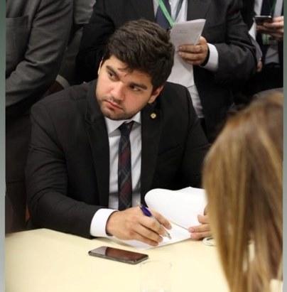 Marreca Filho garante assento na Comissão mais importante do Congresso Nacional