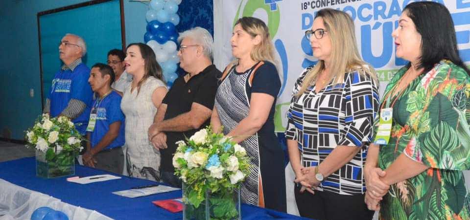 18ª Conferência Municipal de Saúde é realizada em Chapadinha