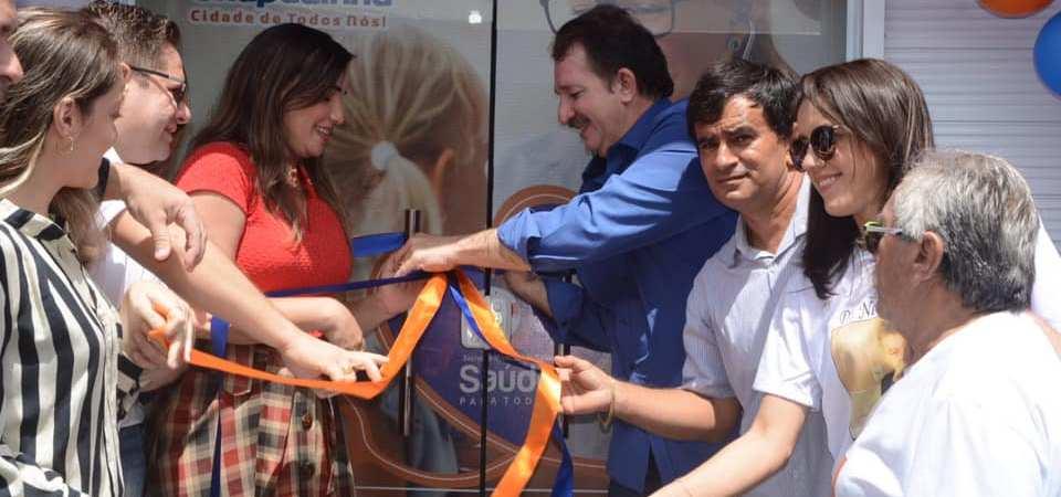 Entrega de nova UBS consolida avanços da Prefeitura de Chapadinha na saúde