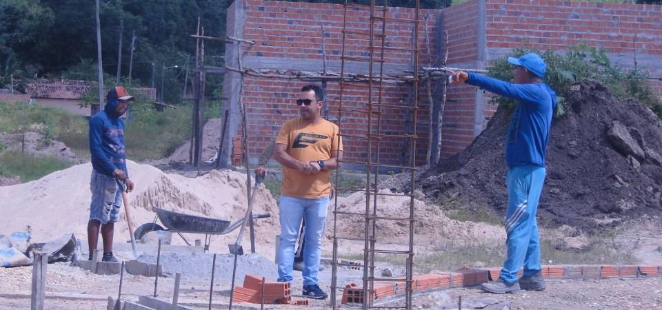 Obras a todo vapor: Prefeitura executa construção do Balneário de Afonso Cunha