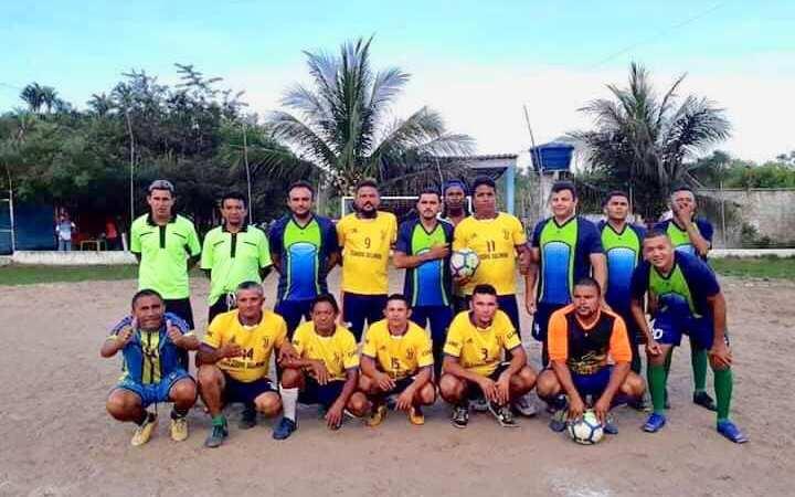 Prefeitura de Afonso Cunha inicia abertura do Campeonato Society de Veteranos