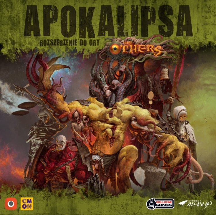 The Others: Apokalipsa cover