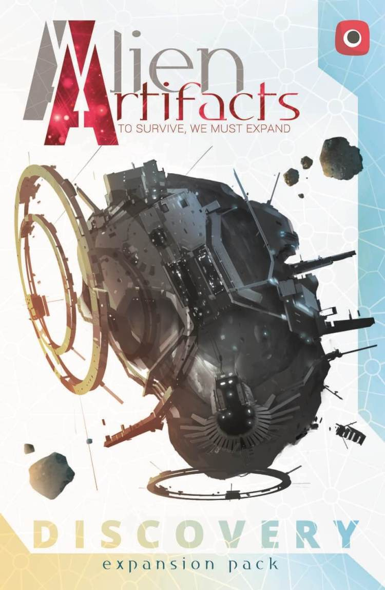 Alien Artifacts: Discovery cover