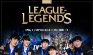 El año histórico de League of Legends