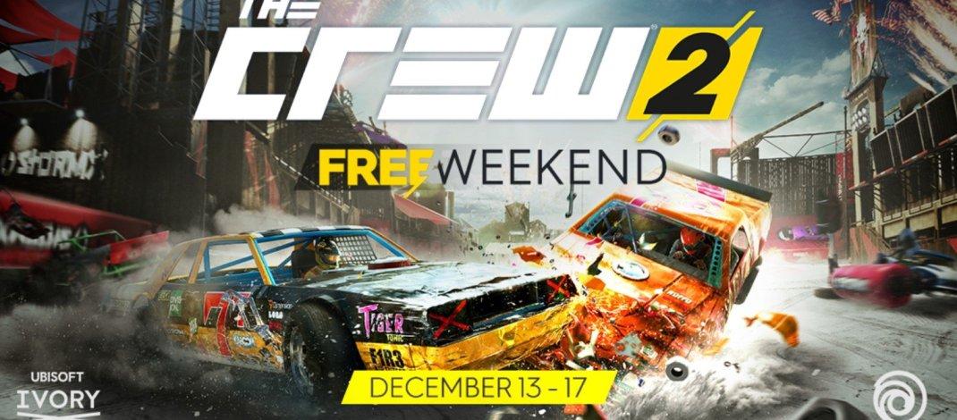 Juega The Crew 2 gratis desde hoy hasta el 17 de diciembre